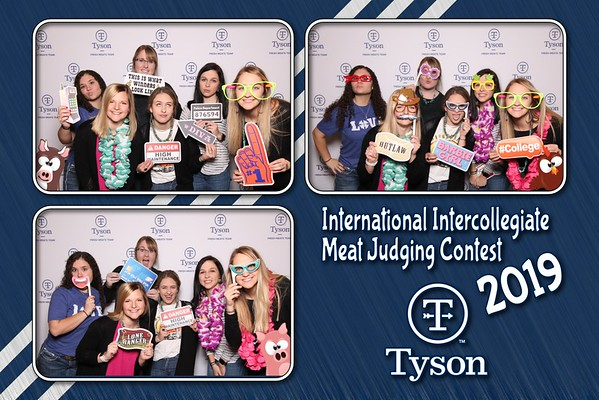 11-9-19 Tyson Foods International Intercollegiate Meat Judging