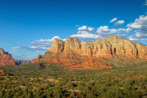 Beneath Arizona Skies