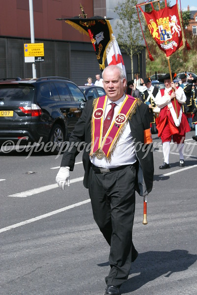 North Belfast Banner Parade