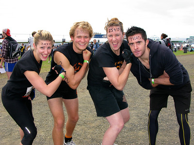 Tough Mudder 2012
