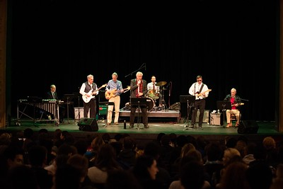 2/12/19: Valentine's Day Faculty-Student Band