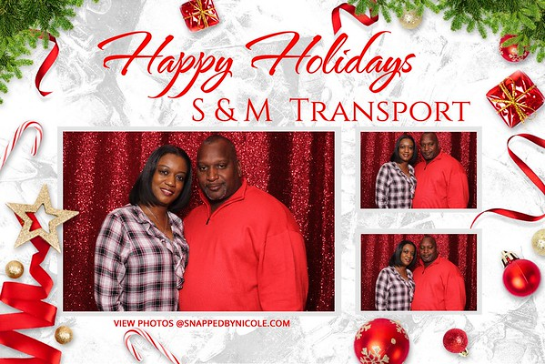 Happy Holidays S&M Transport 12.15.18