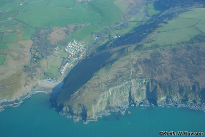 West Wales (Aberporth) to Blackpool