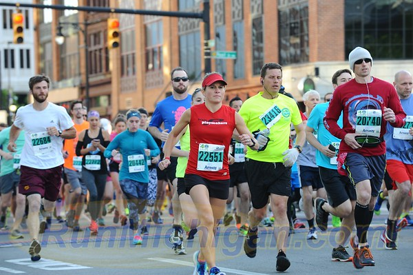 10K Start - 2017 Fifth Third River Bank Run