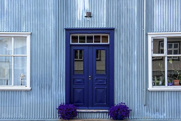 Windows & Doors of Iceland