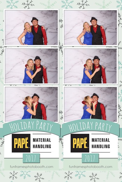 Papé Holiday Party