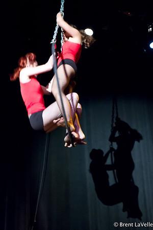 Aerial Cabaret 2012