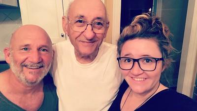 Tony's Family