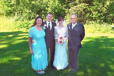 Clayton & Alyssa Wedding
