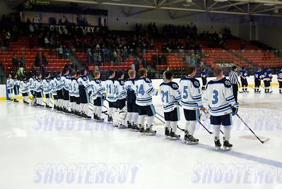 SSHS Varsity vs. Rice Lake (Nov-29-2011)