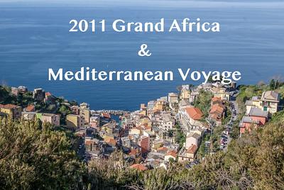 2011 Grand Africa & Mediterranean Voyage