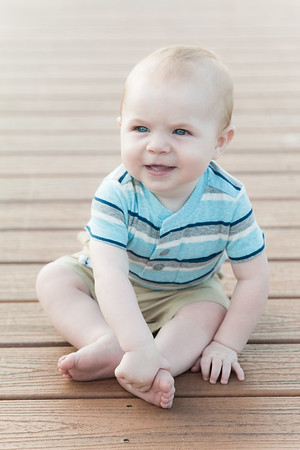 DiPaolo Six Month Portraits