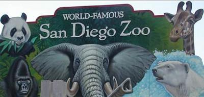 San Diego Zoo - April 2002