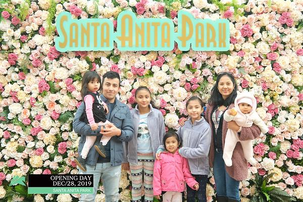 Santa Anita Opening Day (12/28/19)