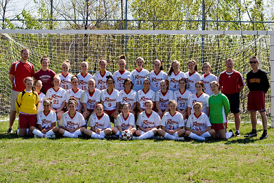 HR Girl's Soccer Team Photos 2008
