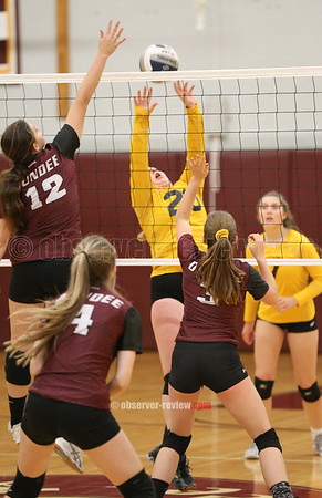 Dundee Volleyball 9-20-19