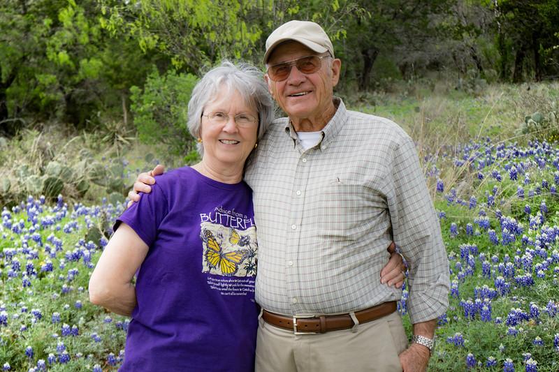 Janie and Bill Krick