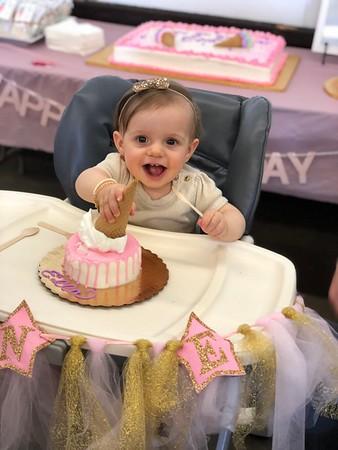 Ella 1st Birthday Party