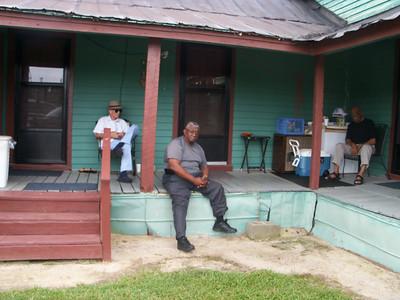 Leonard Harris Family Reunion 8/30/14