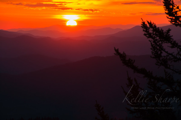 Sunrises, Sunsets, and Stars Over the Smoky Mountains