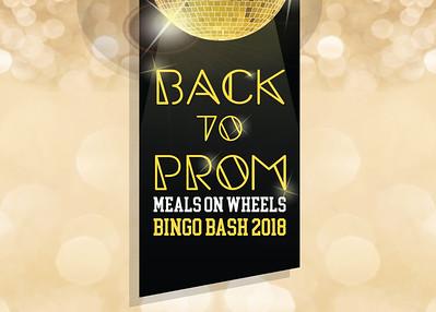 Meals on Wheels Bingo Bash Prom 2018