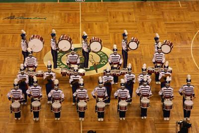 Drumline at Celtics Game 2012