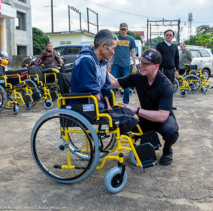 Hue Province Wheelchair Deliveries
