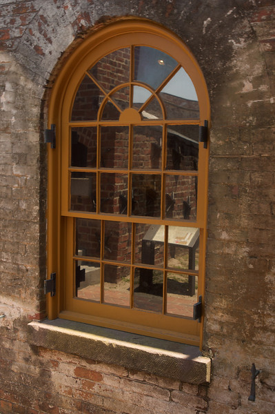 Window on the Courtyard