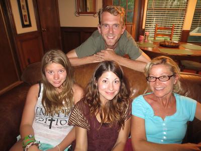 Dad in Hospital, Georgetown, TX 6.13-19.13