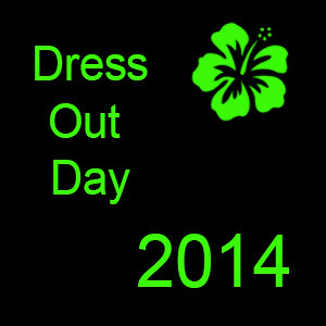 Maguire dress out Day