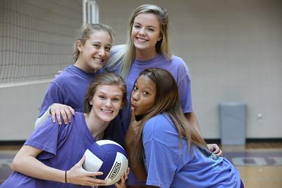 Volleyball Varsity 2018