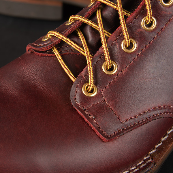 "Iron Heart Int'l x Wesco® - 7"" Black Tie Domain Toe Cap Boot--7.jpg"