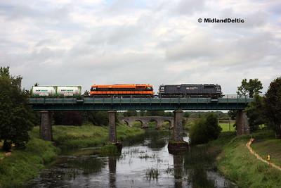 Monasterevin / Portlaoise (Rail), 29-06-2019