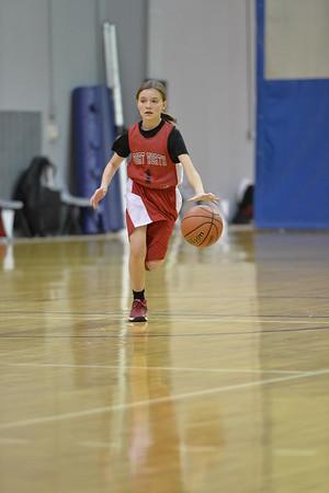 FWC Basketball Girls 7th 2-11-2016