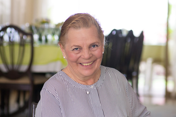 Cumpleaños Sra Ingrid Muhlbauer