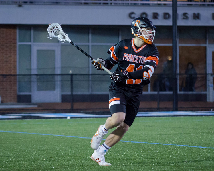 3.3.18 Princeton @ Hopkins Lacrosse