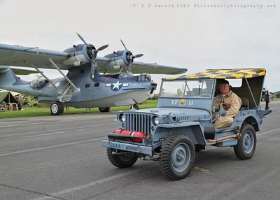 Mid-Atlantic Air Museum WWII Weekend 2019