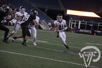 FOOTBALL ■ vs. Marblehead — 12 . 3 - 2016