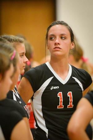 MASH Girls Volleyball Sept 17