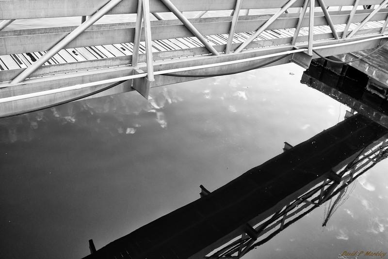 Below Bridge