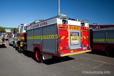 Fire & Rescue WA - Denham