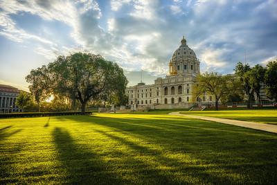Minnesota State Capitol Grounds