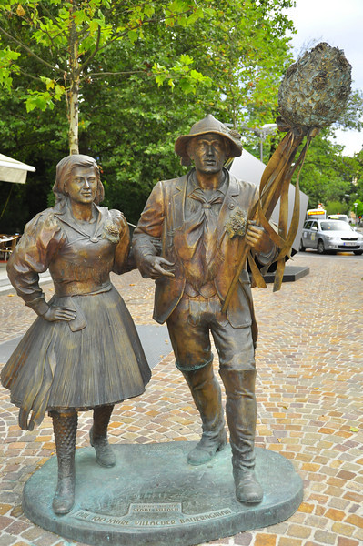 honoring the farmers of Villach