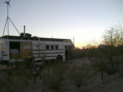 November 21, 2006: Why, Arizona