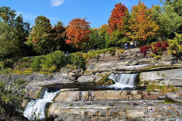 Hog's Back Falls, Ottawa (September 2020