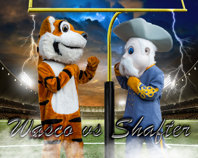 Wasco vs Shafter