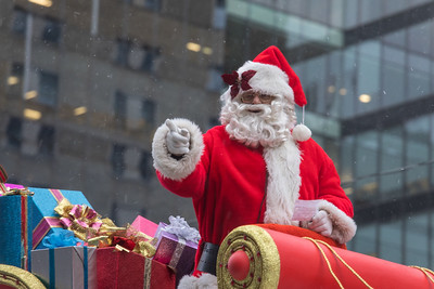 Santa Claus Parade - November 2016