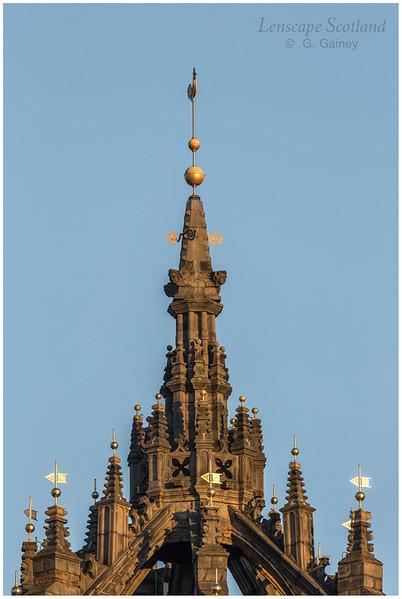 Saint Giles High Kirk crown steeple 2