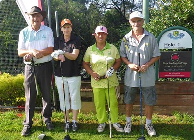 2019 Blue Mts Vets Week of Golf - Springwood CC