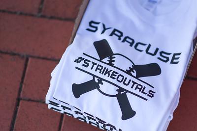 Syracuse Spartans 2017: ALS Ice Bucket Challenge